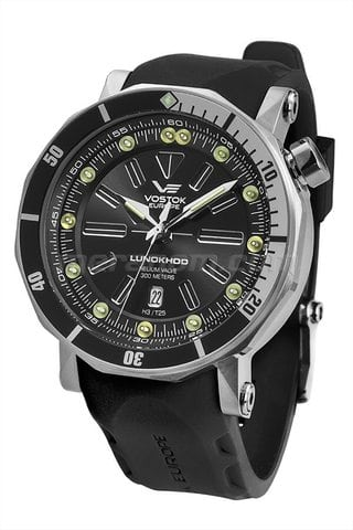 Vostok Europe watch Lunokhod NH35A/6205210