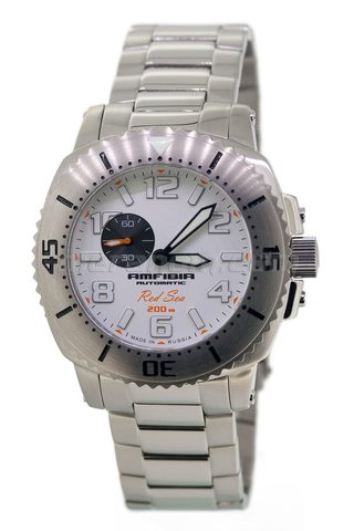 Orologi Vostok Amphibia Red sea 2415.02/040684