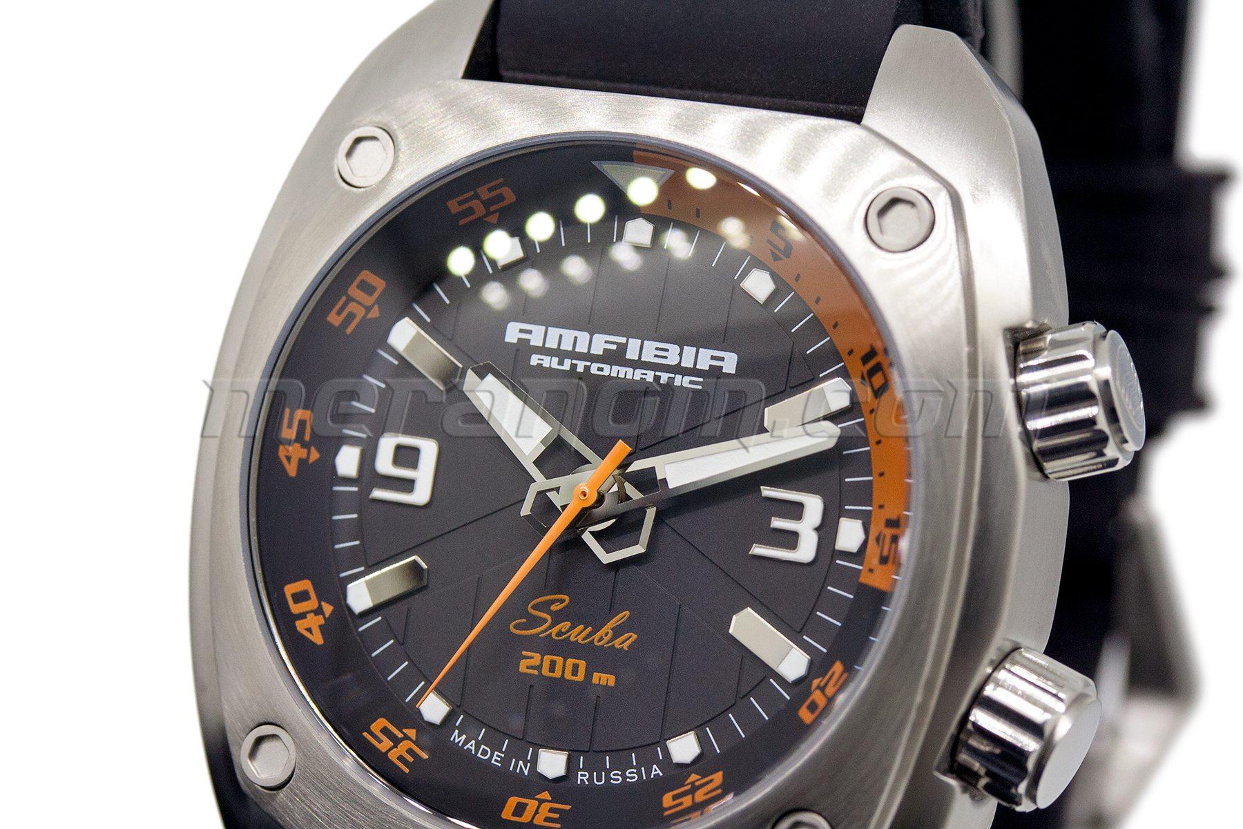 Купить часы восток scuba наручные часы ратник отзыв