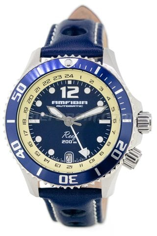 Vostok Watch Amphibia Reef 2426/080480