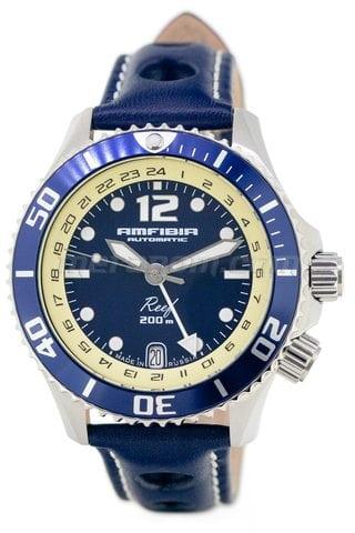Vostok(Wostok) Uhr Amphibia Reef 2426/080480