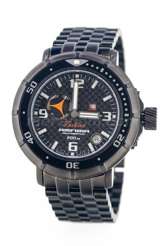Vostok Watch Amfibia Turbina 2435.29/236700