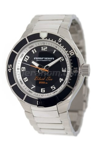 Vostok Watch Amphibia Black Sea 2415.01/440793