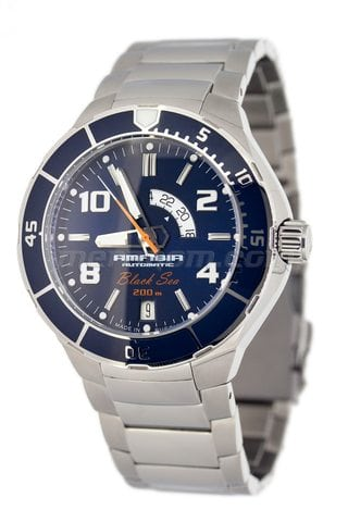 Vostok Watch Amphibia Black Sea 2432/440795