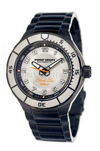Vostok Watch Amphibia Black Sea 2415.01/446794