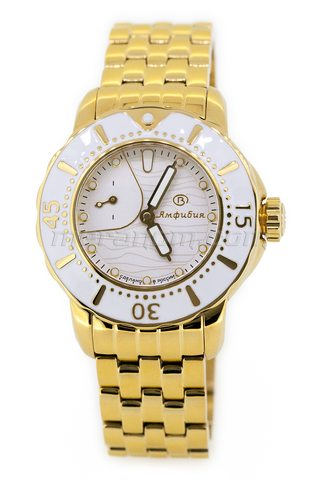 Vostok(Wostok) Uhr Amphibia for ladies 573595