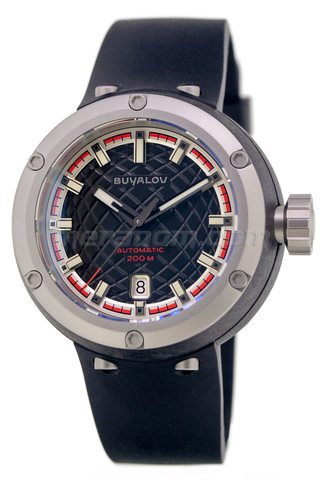 Buyalov RR01 Black-Red