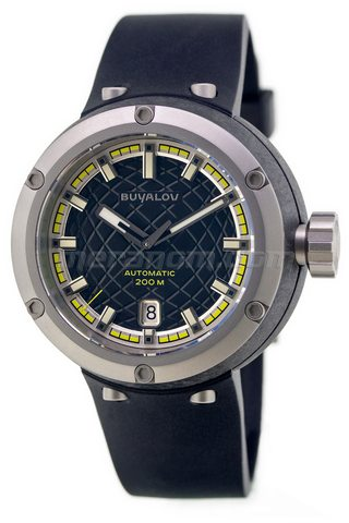 Buyalov RR01 Black-Yellow