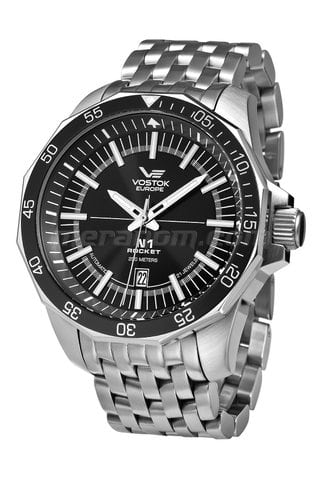 Vostok Europe watch N1 Rocket Russian NH25A-2255146b