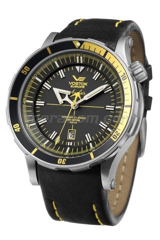 Vostok Europe watch Anchar NH35A/5105143