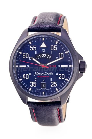 Vostok relojes Komandirskie K-34 2432/346791