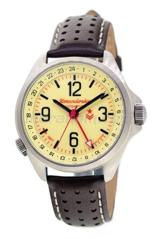 Vostok Watch Komandirskie K-34 2426/350007