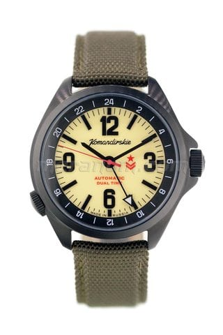 Vostok Watch Komandirskie K-34 2426/476613