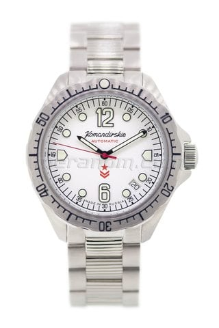 Vostok Watch Komandirskie K-34 2416B/480768
