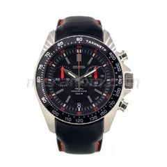 K39 Quartz Chronograph Black