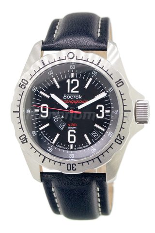 Vostok Watch Komandirskie K39 2432/390776