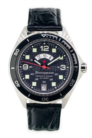 Vostok Watch Komandirskie K-46 460413
