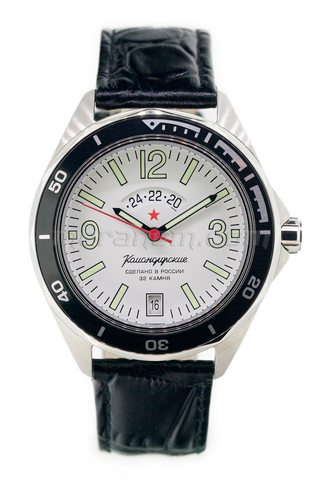 Vostok Watch Komandirskie K-46 460320