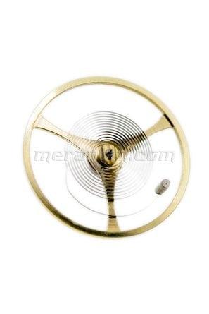 Complete balance wheel for Vostok 24** caliber movement