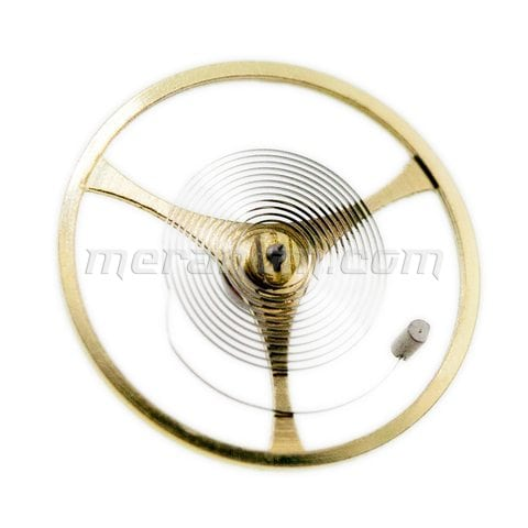 Complete balance wheel for Vostok 24** caliber movement