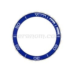 Bezel 02ku3 Stainless steel blue