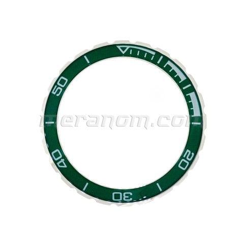 Vostok relojes Bezel 65ku3 Stainless steel green