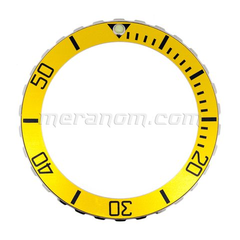 Bezel 02/20/30/40 yellow