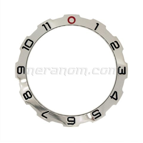 Bezel 10k6 Stainless steel