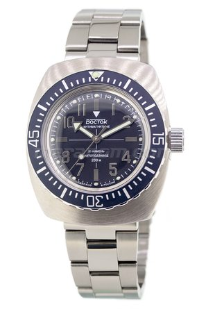 Amphibian SE 090B38 with solid bracelet