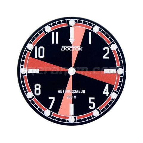 Dial for Vostok Amphibian 720
