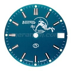 Dial for Vostok Amphibian 059