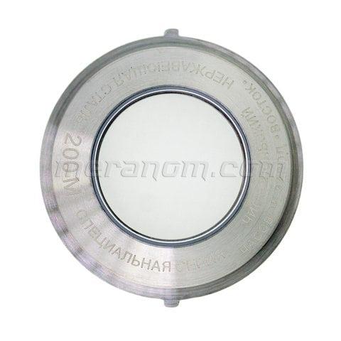 Vostok(Wostok) Uhr Amphibia Gehäuseboden mit wenig Glas