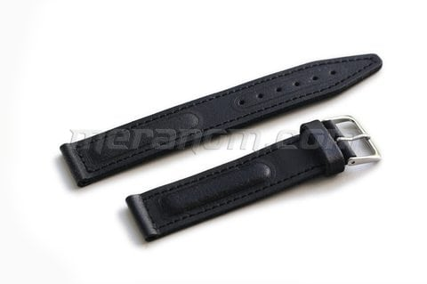 Strap for Komandirskie Classic Silver Color Buckle
