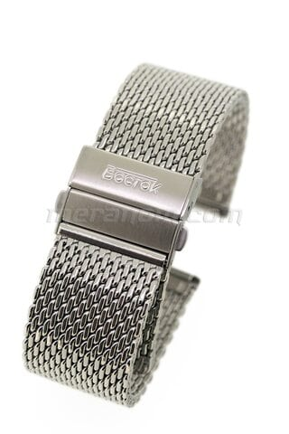 Vostok mesh band with detachable buckle 22mm