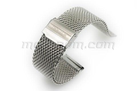 Vostok Watch Mesh Bracelet 22mm
