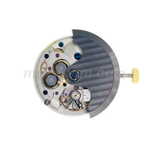 Vostok relojes 2415.01 movement blued screws, PNP rotor