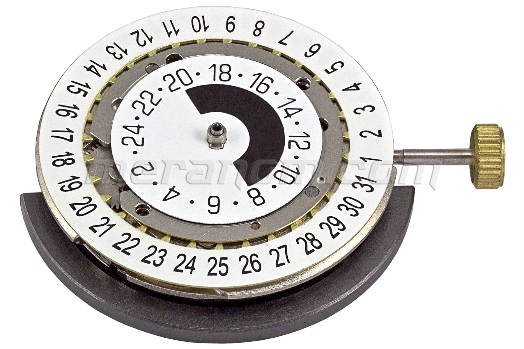 Vostok Watch 2432 movement