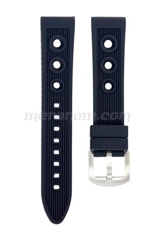 Vostok(Wostok) Uhr Silicon Strap Anti Dust 22mm Black