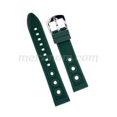 Silicon Strap Anti Dust 20mm Green