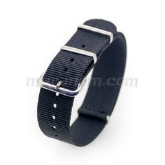 ZULU STRAP 20mm Black