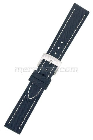 Black Nylon strap, 20 mm