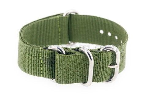 Vostok Watch Zulu Green Strap 22 mm