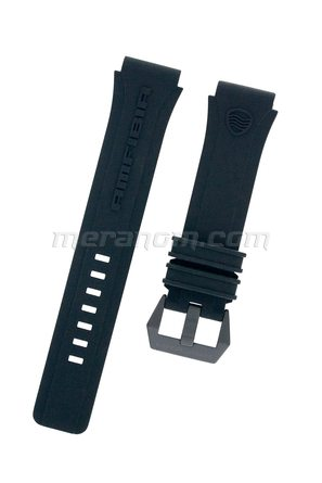 Strap for Amfibia Scuba Black PVD Buckle