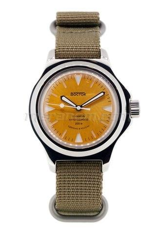 Vostok Watch Amphibian SE 120360NK