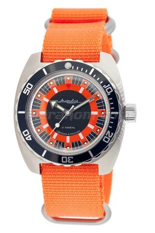 Vostok Watch Amphibian SE 150B04