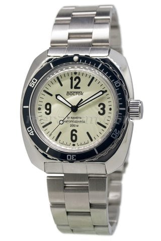 Vostok Watch Amphibian SE 710557B