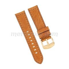 Leather strap 1967 22mm brown