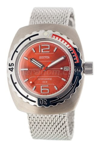 Vostok Watch Amphibian SE 090368B