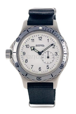Vostok Watch Amphibian SE 120B31