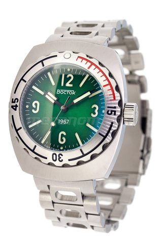 Vostok Watch Amfibia 1967  2415/190B03